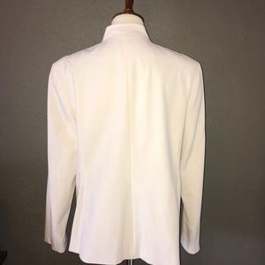 Amanda Smith Jackets & Coats - Creme Jacket/Blazer by Amanda Smith ~ Size 12